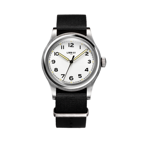 LMM-01 Fieldwatch Blanche