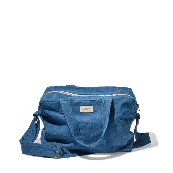 Sac city Sauval - Denim clair