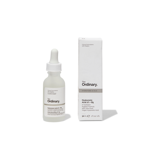 Acide hyaluronique 2% + B5 - 30 ml