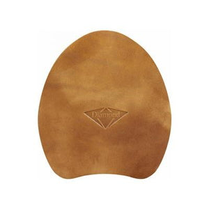 Diamond Wedge Leather Pad