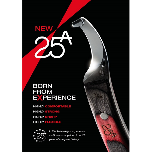 Double S 25A Knife