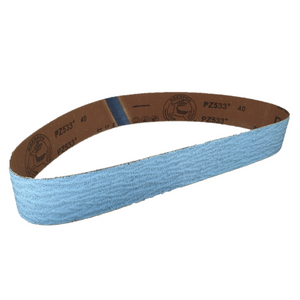 Linishing Belt, Zirconium, 50x914x40