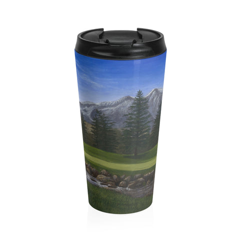 Stainless Steel Travel Mug for Golfers