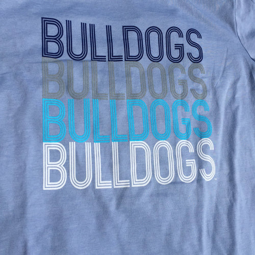 SWOSU - Bulldogs x4 - T-Shirt