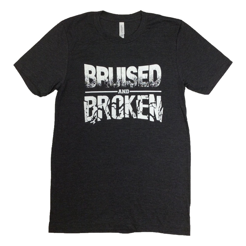 Okie - Bruised And Broken - Short Sleeve Tee