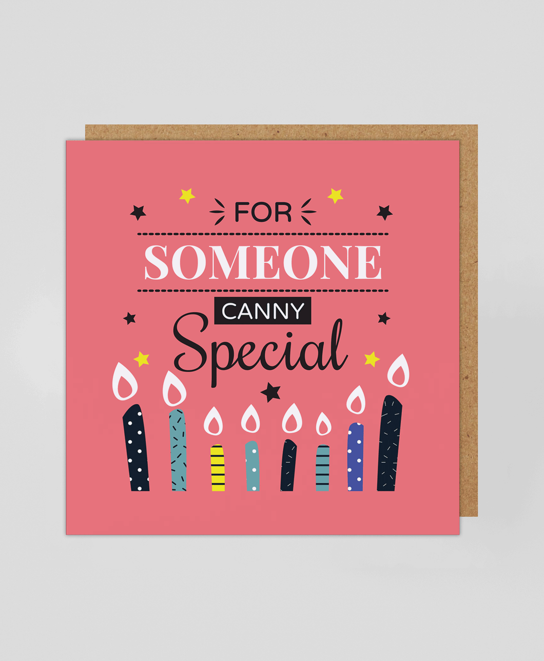 Canny Special - Greetings Card