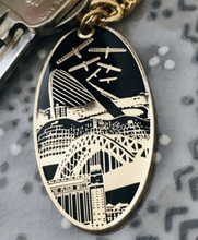 Load image into Gallery viewer, Newcastle - Key Chain