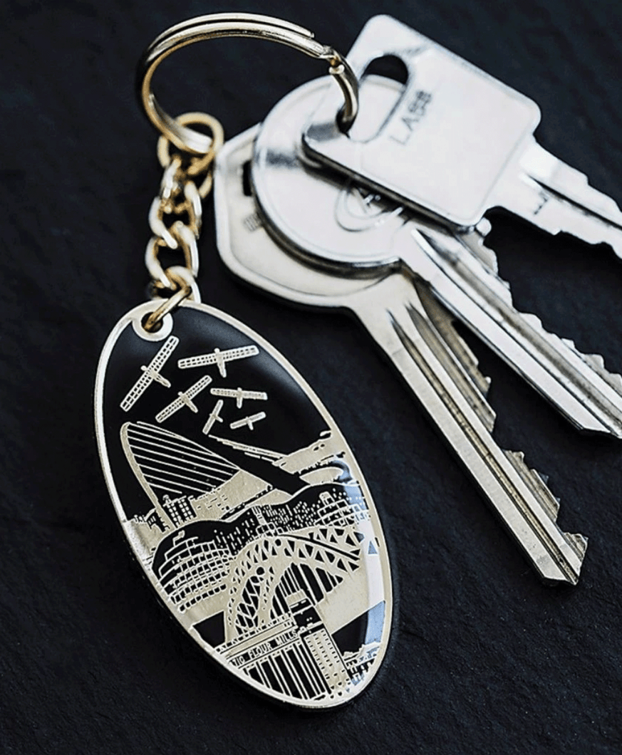Newcastle - Key Chain