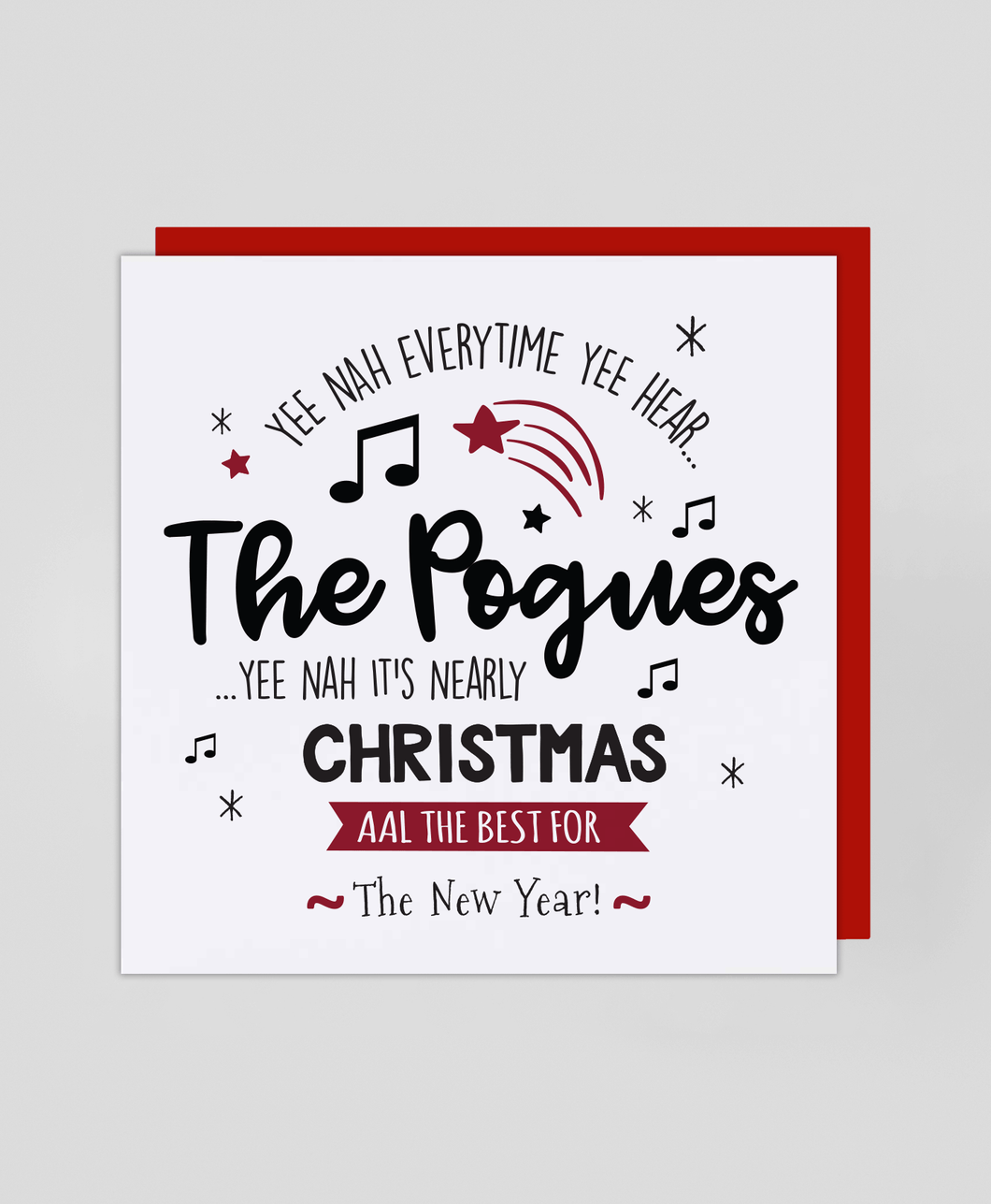 Pogues - Christmas Cards
