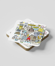 Load image into Gallery viewer, South Shields (Set of 2) - Coasters