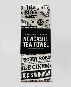 Newcastle - Tea Towel