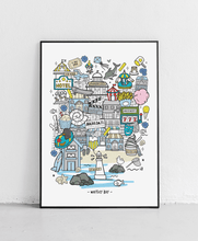 Load image into Gallery viewer, Whitley Bay - Poster Print