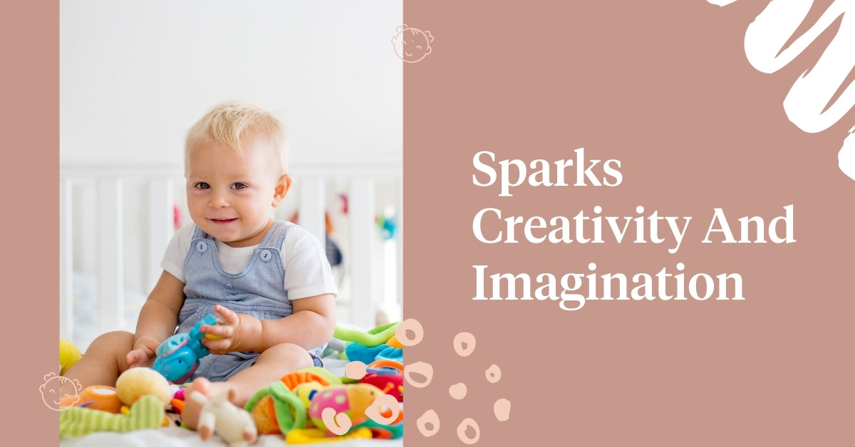 Sparks Creativity And Imagination