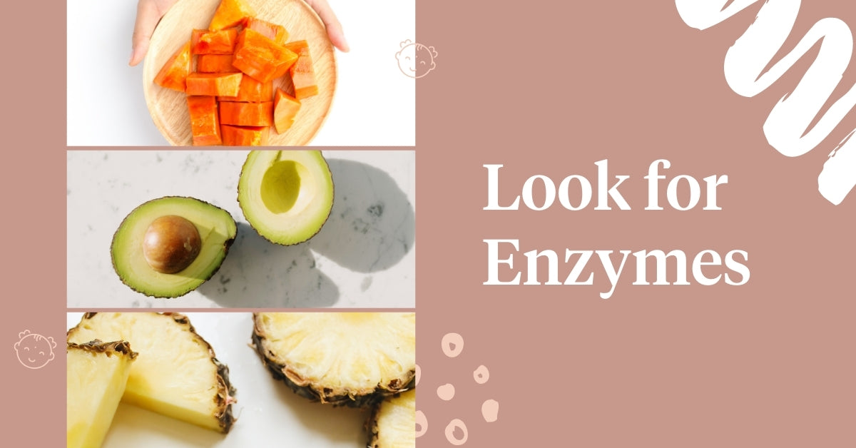 Look for Enzymes