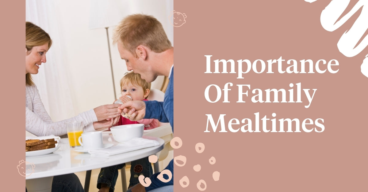 Importance Of Family Mealtimes