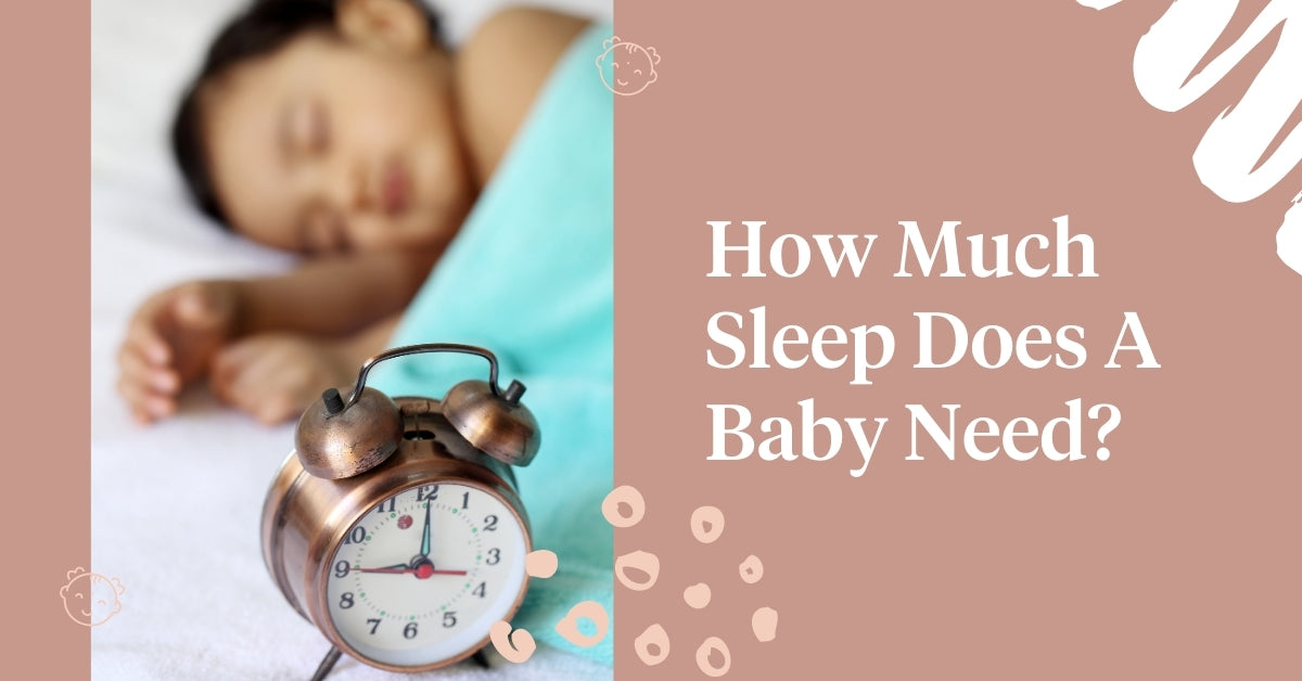 How much sleep does baby need