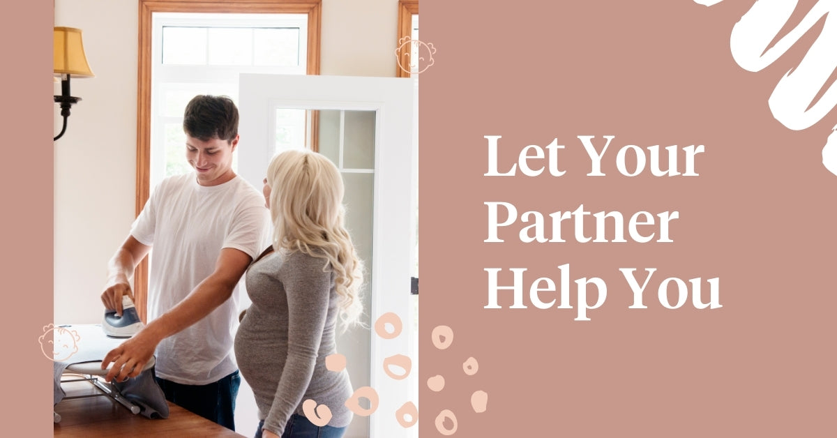 Let Your Partner Help You
