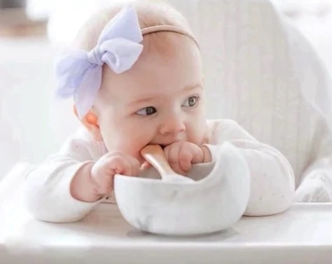 baby silicone bowl set