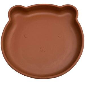 Bobby the Bear Silicone Suction Plate
