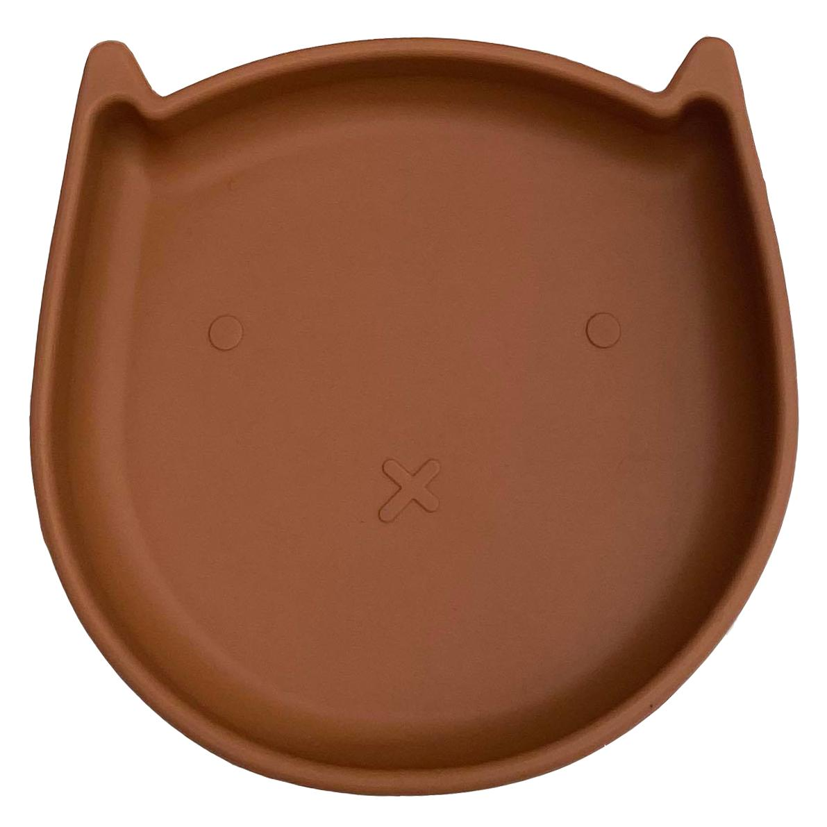 Chloe the Cat Silicone Suction Plate