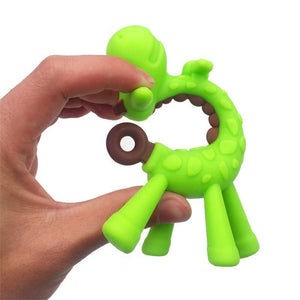 Geeko the Giraffe Teething Toy