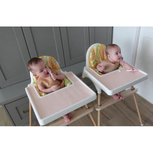 silicone highchair placemat