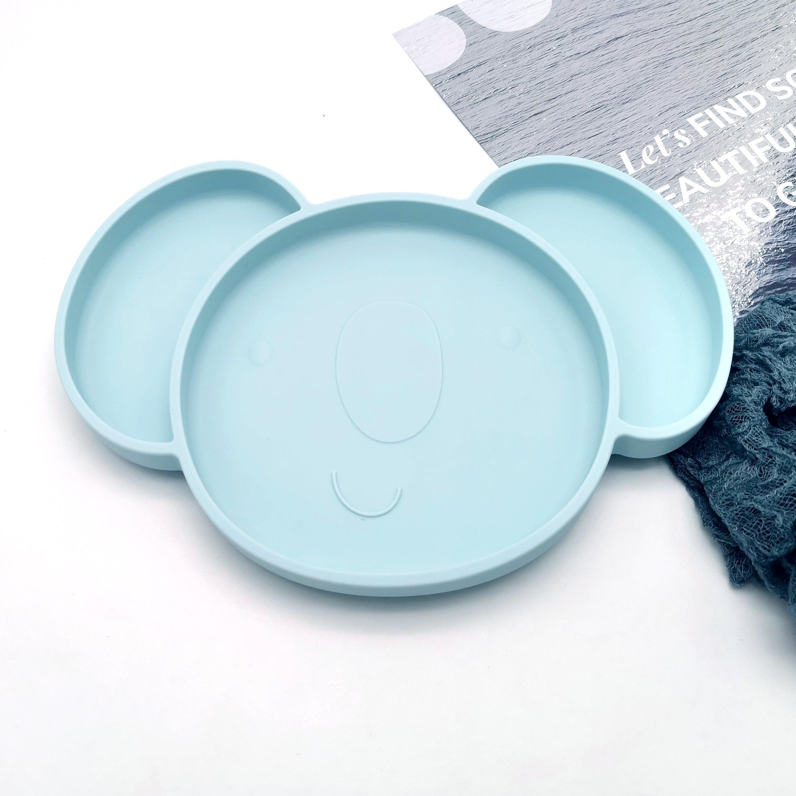 Kaia the Koala Silicone Suction Plate