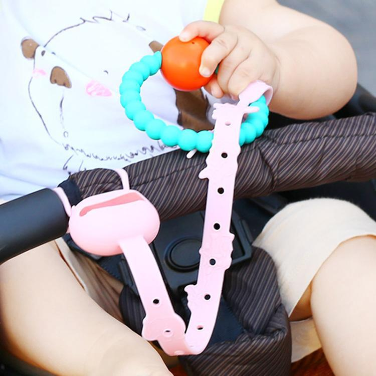Trilli The Baby Toy, Teether & Cup Catcher