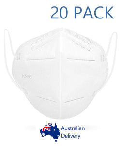 KN95 Masks (20 pack)                IN STOCK - BUY NOW