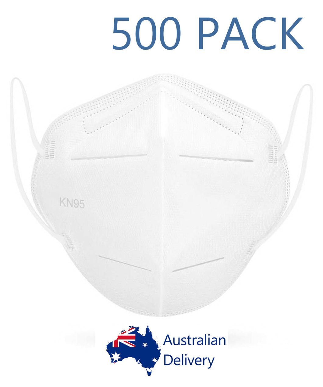 KN95 Masks (500 pack)                IN STOCK - BUY NOW
