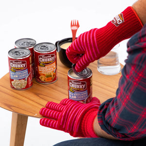 Soup Holding Gloves