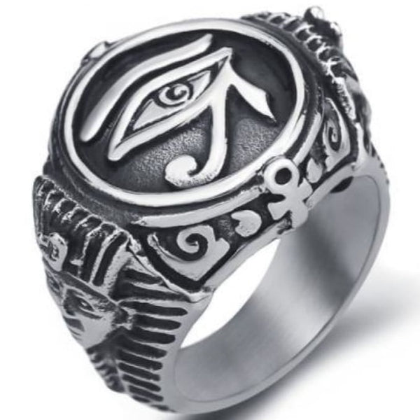 EGYPTIAN RING - Pharaohs Eye