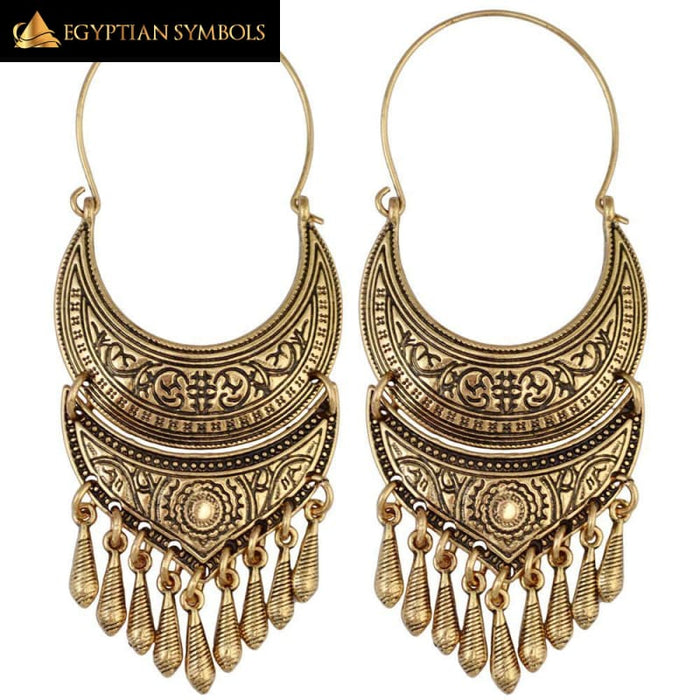 Egyptian Antique Earrings