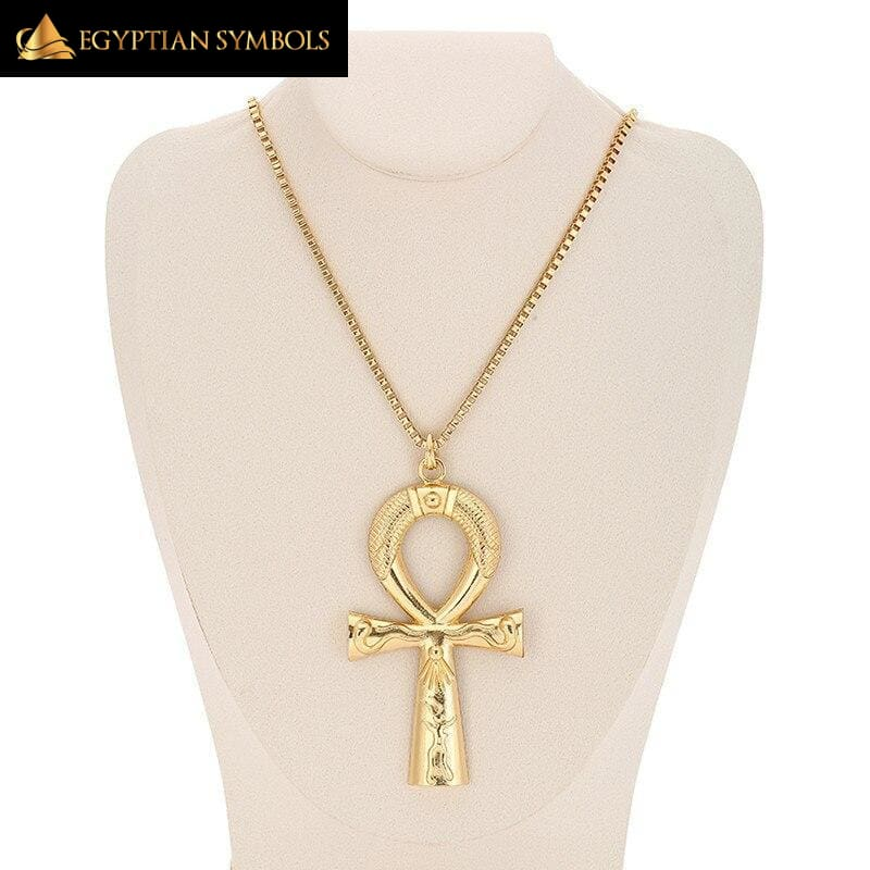 Egyptian Necklace - Ankh Cross