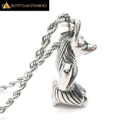 Egyptian Death God Anubis Necklace