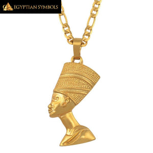 Queen Nefertiti Necklaces for Women