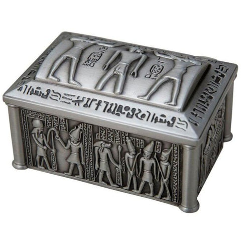 Egyptian Jewelry Box [Metal] POLYGONE