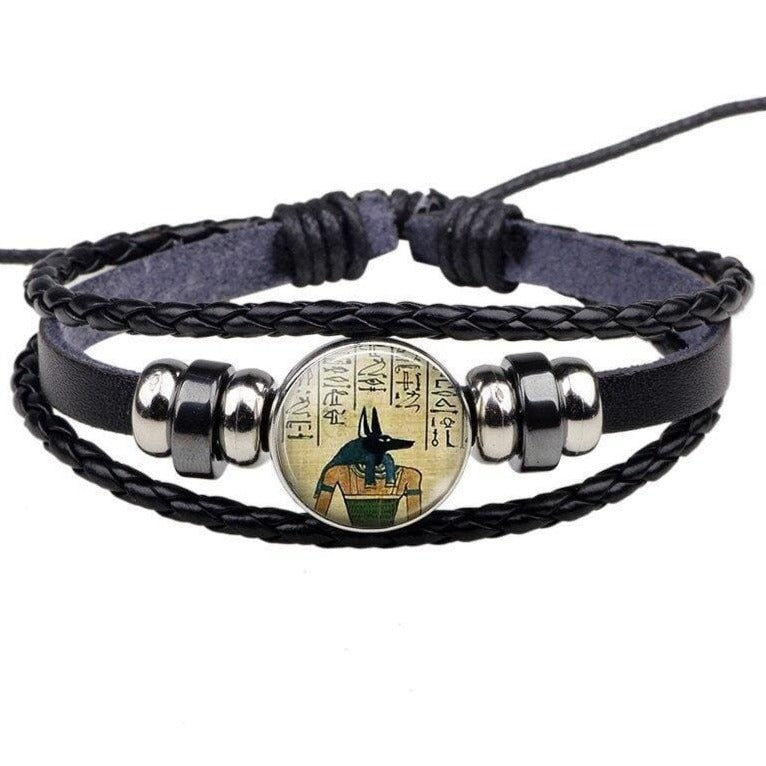 Lord of The Underworld - Anubis bracelet Awesome
