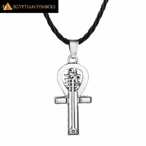 Egyptian Ankh Charms Necklace