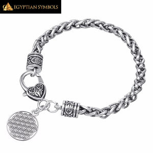 Egyptian Bracelet - Flower of Life Exceptional and sweet