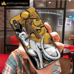 EGYPTIAN PHONE CASE - CAT BASTET (iPhone)