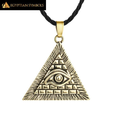 Pyramid Pendants for Men