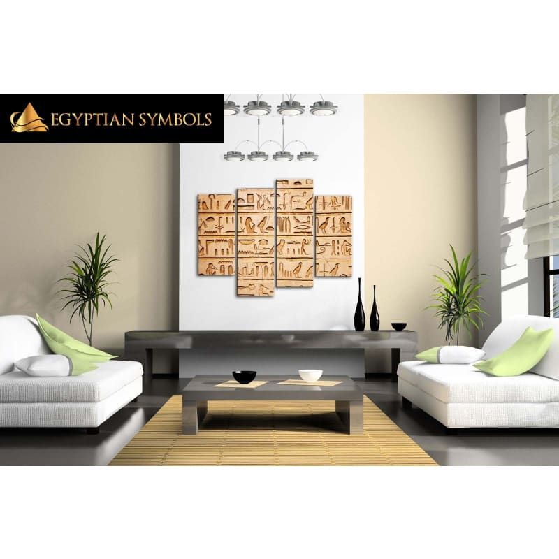 Egyptian Painting -