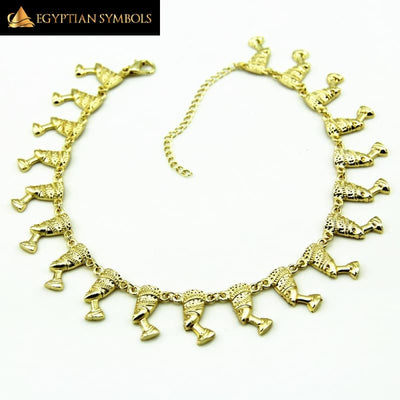 EGYPTIAN NECKLACE - Nefertiti
