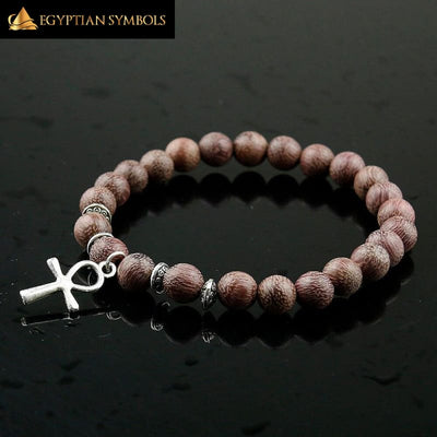Egyptian Bracelet - Natural Wood High class
