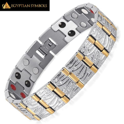 Egyptian Bracelet - Magnetic Splendid but unique