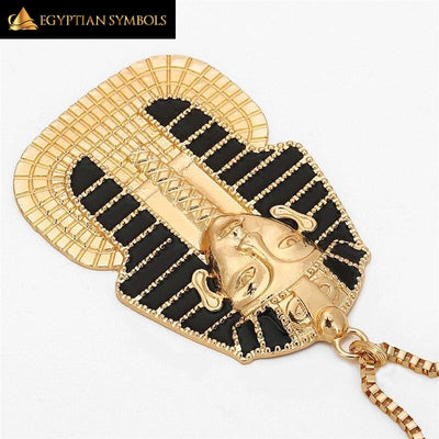Black Tutankhamun Necklace