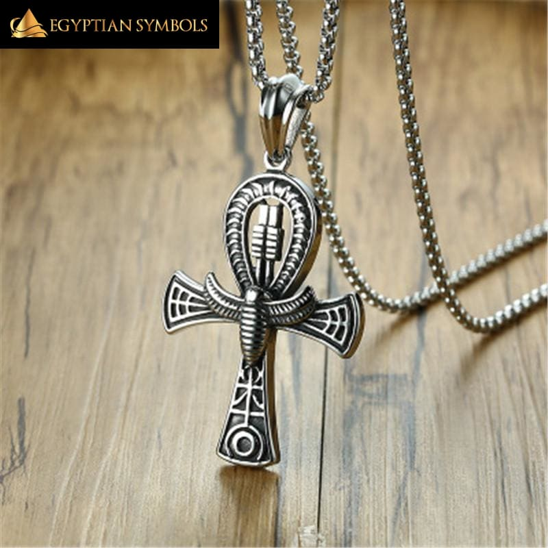 Ankh Necklace - High Quality