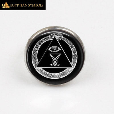 EGYPTIAN RING - Illuminati