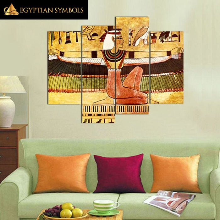 Egyptian 100% Handpainted Oil Painting
